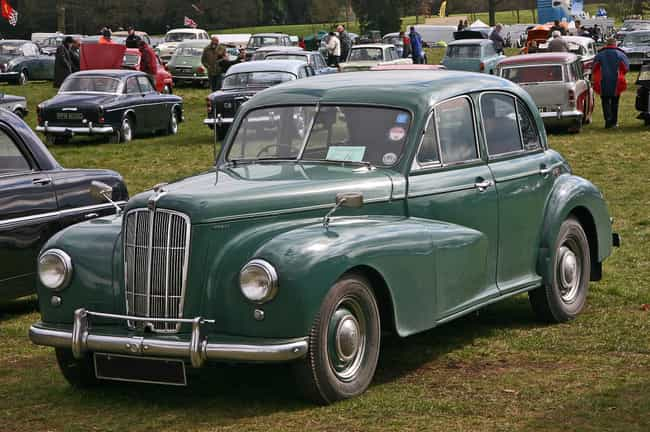 Morris Six MS is listed (or ranked) 2 on the list Full List of Morris Models