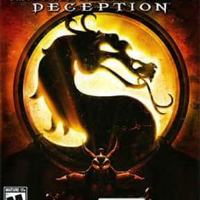 Mortal Kombat: Deception is listed (or ranked) 22 on the list The Best Fighting Games of All Time
