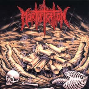 Mortification is listed (or ranked) 6 on the list Australian Heavy Metal Bands List