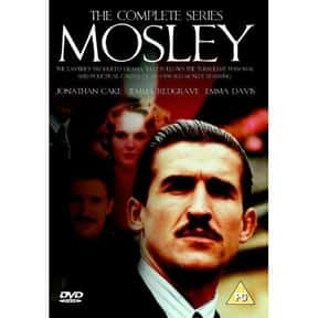 Mosley is listed (or ranked) 7 on the list The Greatest TV Shows Set in the '30s