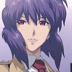 Major Kusanagi is listed (or ranked) 2 on the list The Best Cyborg Anime Characters