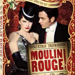 Moulin Rouge! is listed (or ranked) 17 on the list The Best Movies of 2001, Ranked