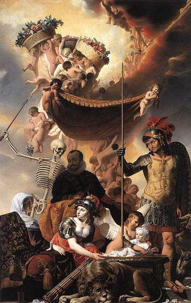 Allegory of the Birth of... is listed (or ranked) 1 on the list List of Famous Allegory Paintings