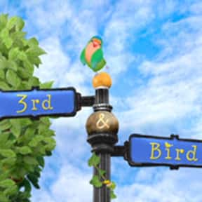 3rd & Bird is listed (or ranked) 2 on the list BBC TV Shows/Programs