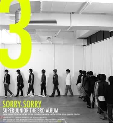 Sorry, Sorry