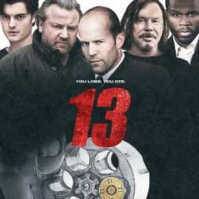 13 is listed (or ranked) 24 on the list The Best Mickey Rourke Movies