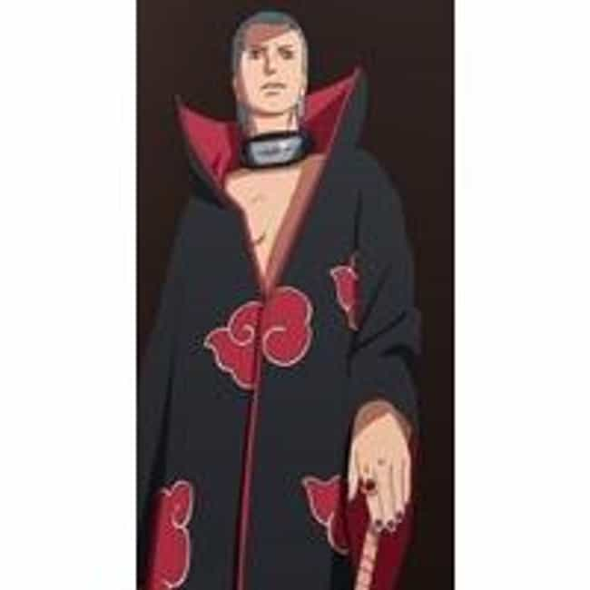 Hidan is listed (or ranked) 4 on the list List of All Naruto Villains