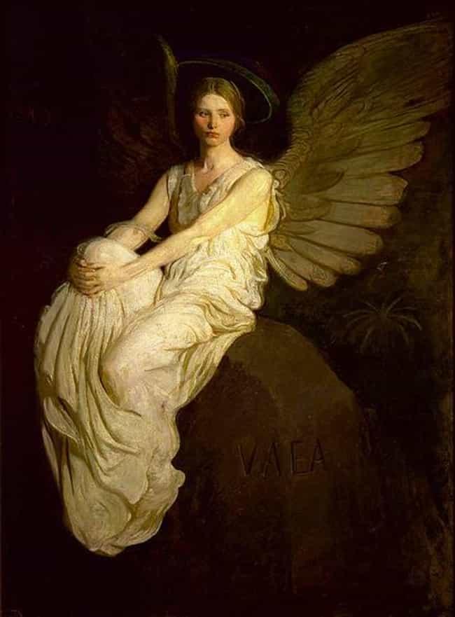 Stevenson Memorial is listed (or ranked) 4 on the list Famous Robert Louis Stevenson Art