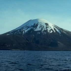 Mount Amukta is listed (or ranked) 19 on the list Volcanoes in the United States
