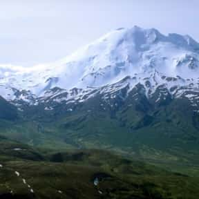 Mount Chiginagak is listed (or ranked) 18 on the list Volcanoes in the United States