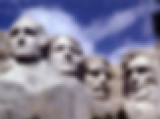 Mount Rushmore National Memori... is listed (or ranked) 4 on the list Famous George Washington Art