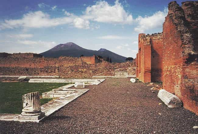 Mount Vesuvius is listed (or ranked) 3 on the list The World's Most Dangerous Volcanoes