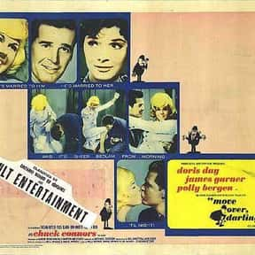 Move Over, Darling is listed (or ranked) 24 on the list The Best '60s Romantic Comedies