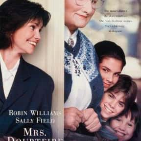 Mrs. Doubtfire is listed (or ranked) 8 on the list The Greatest Kids Movies of the 1990s