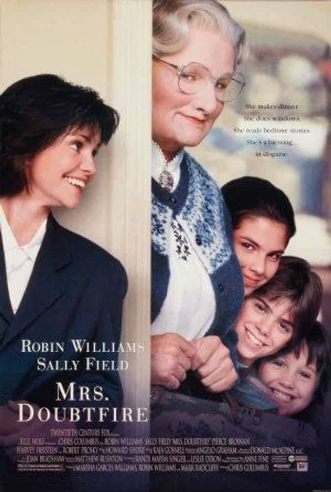 Mrs. Doubtfire is listed (or ranked) 2 on the list The Best Mara Wilson Movies