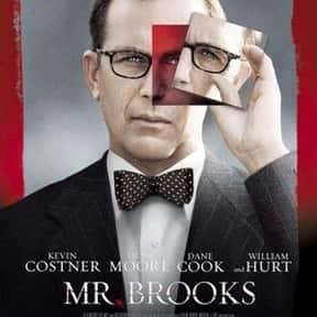Mr. Brooks is listed (or ranked) 11 on the list The Best Thrillers with an Assumed Identity
