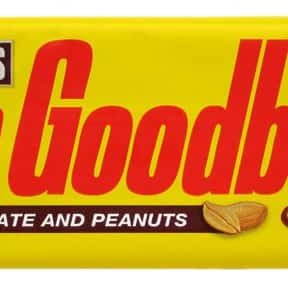 Mr. Goodbar is listed (or ranked) 12 on the list The Best Hershey Bar Flavors
