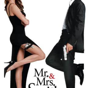 Mr. & Mrs. Smith is listed (or ranked) 21 on the list The Best Movies of 2005
