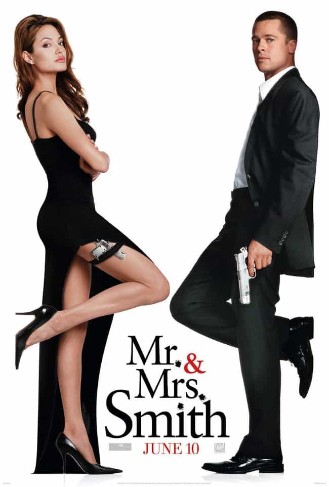 Mr. & Mrs. Smith is listed (or ranked) 4 on the list What To Watch If You Love 'Chuck'