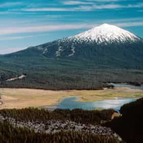 Mount Bachelor ski area