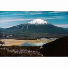 Mount Bachelor ski area