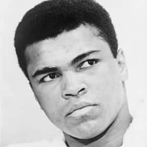 Muhammad Ali is listed (or ranked) 1 on the list The Best Heavyweight Boxers of All Time