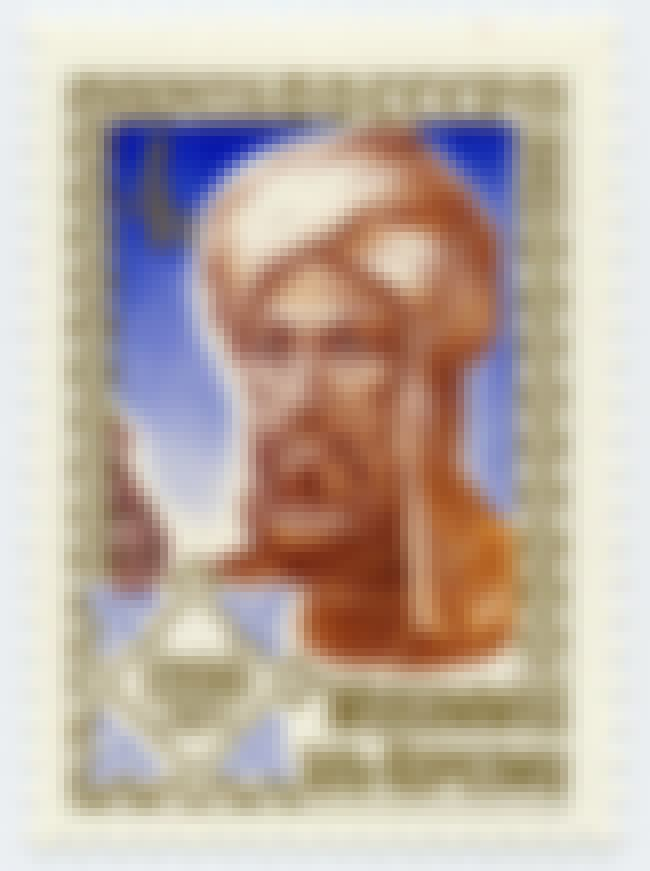Muḥammad ibn Mūsā al-Khwārizmī is listed (or ranked) 2 on the list List of Famous Geographers
