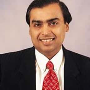 Mukesh Ambani is listed (or ranked) 22 on the list The Most Irreplaceable CEOs in the World