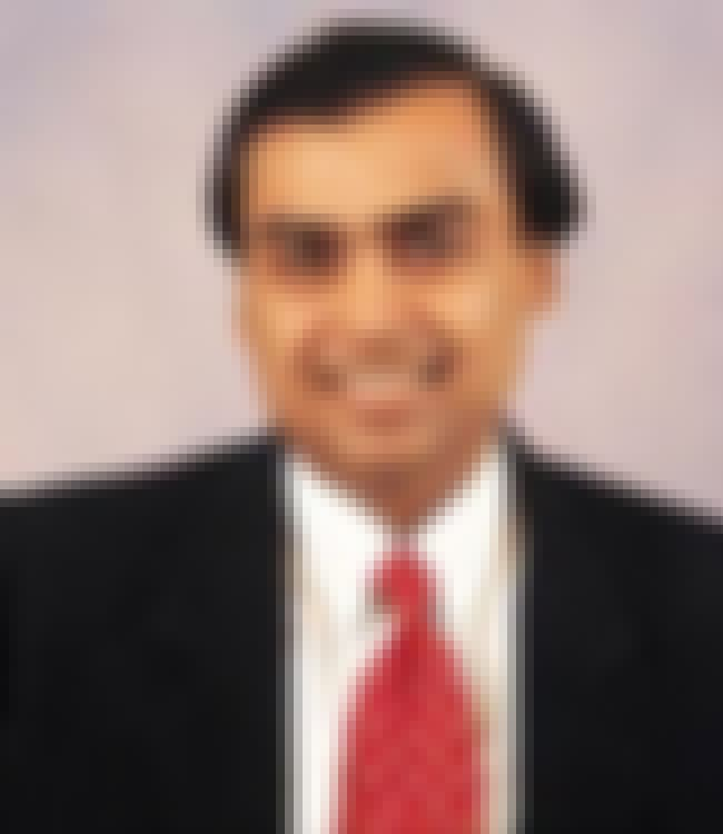 Mukesh Ambani is listed (or ranked) 1 on the list List of Famous Managing Directors