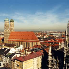 Munich - 48°8'N is listed (or ranked) 13 on the list All Global Cities, Listed North to South