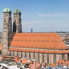 Frauenkirche, Munich is listed (or ranked) 4 on the list The Top Must-See Attractions in Munich