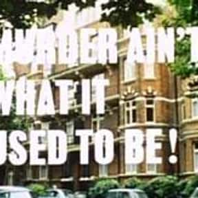Murder Ain't What it Used to B is listed (or ranked) 25 on the list Full List of Randall and Hopkirk (Deceased) Episodes