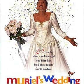 Muriel's Wedding is listed (or ranked) 24 on the list The Best Movies to Watch When Getting Over a Breakup