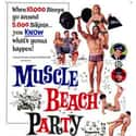 Muscle Beach Party is listed (or ranked) 3 on the list The Best Teen Movies of the 1960s