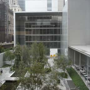 Museum of Modern Art is listed (or ranked) 23 on the list The Top Must-See Attractions in New York
