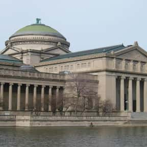 Museum of Science and Industry is listed (or ranked) 15 on the list The Best Children's Museums in the World