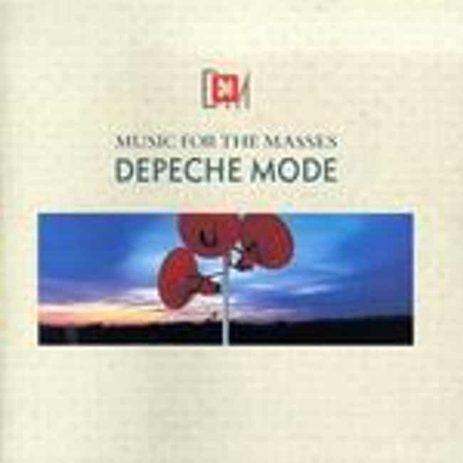 Music for the Masses is listed (or ranked) 3 on the list The Best Depeche Mode Albums of All Time