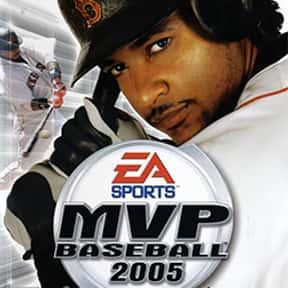MVP Baseball 2005 is listed (or ranked) 2 on the list The Best GameCube Baseball Games