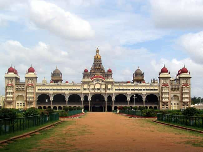 Amba Vilas Palace is listed (or ranked) 1 on the list Famous Indo-Saracenic Revival architecture buildings