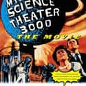 Mystery Science Theater ... is listed (or ranked) 20 on the list The Funniest Comedy Movies About Aliens