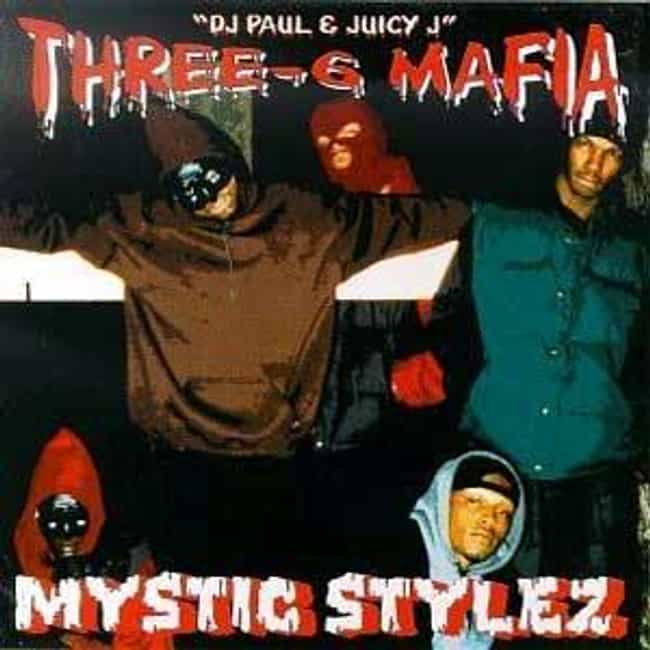 3 6 mafia discography