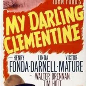 My Darling Clementine is listed (or ranked) 1 on the list The Best 1940s Western Movies