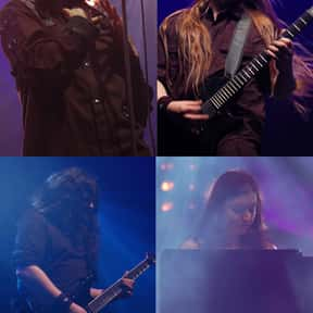 My Dying Bride is listed (or ranked) 9 on the list The Best Gothic Metal Bands