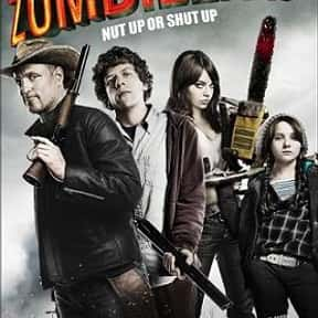 Zombieland is listed (or ranked) 13 on the list List of All Black Comedy Movies