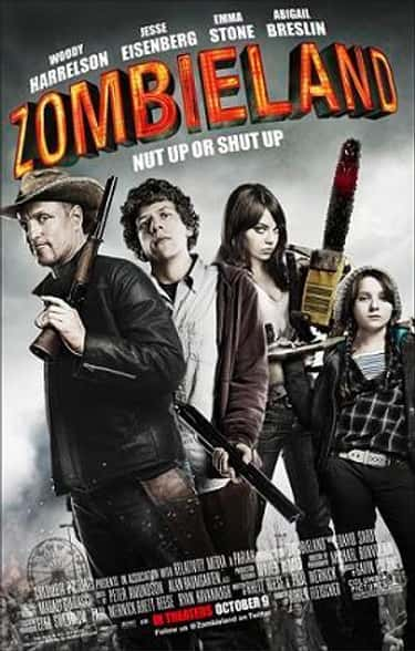 Zombieland is listed (or ranked) 2 on the list What to Watch If You Love 'Z Nation'