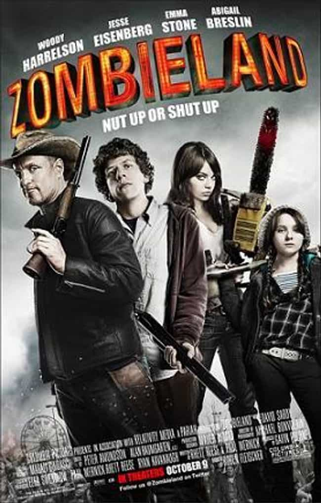Zombieland is listed (or ranked) 4 on the list What to Watch If You Love 'Brooklyn Nine-Nine'