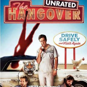 The Hangover is listed (or ranked) 11 on the list Famous Movies Filmed in California