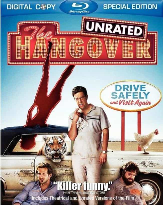 The Hangover is listed (or ranked) 1 on the list The Best Mike Tyson Movies