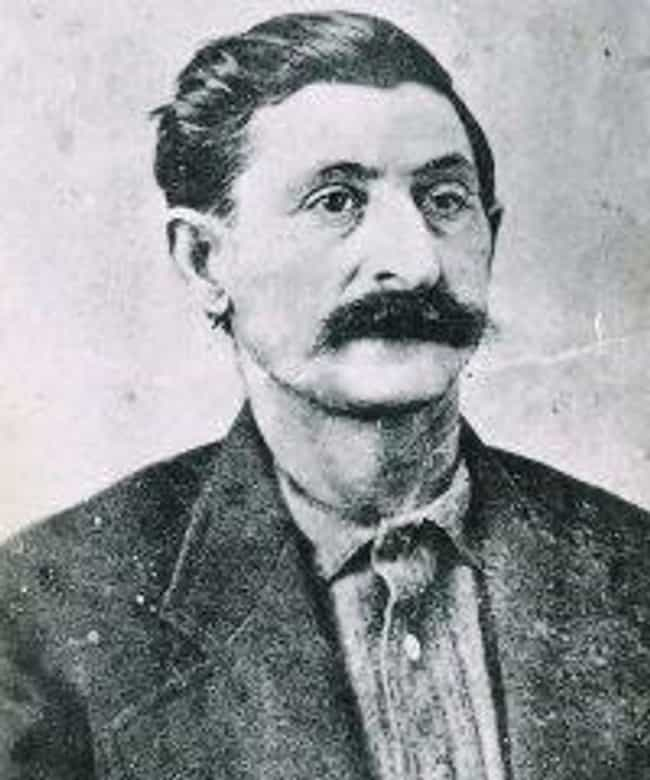 Big Nose George is listed (or ranked) 8 on the list List of Famous Outlaws