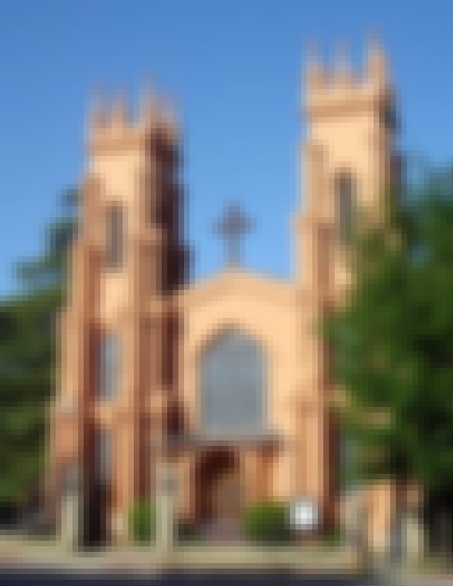 Trinity Episcopal Cathedral is listed (or ranked) 1 on the list List of Famous Columbia Buildings & Structures